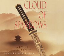 Cloud of Sparrows Cover