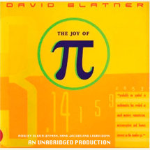 The Joy of Pi Cover