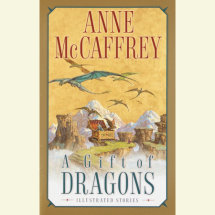 A Gift of Dragons Cover