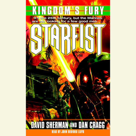 Starfist: Kingdom's Fury #9 by Dan Cragg and David Sherman