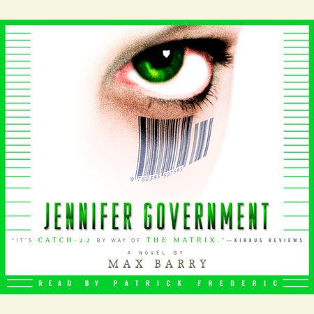 Jennifer Government by