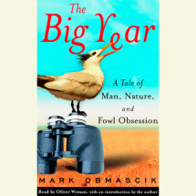 The Big Year Cover