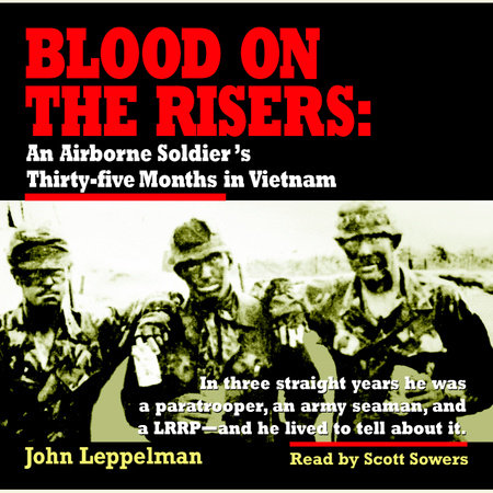Blood on the Risers by John Leppelman