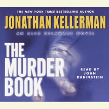 The Murder Book Cover