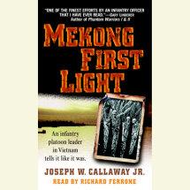 Mekong First Light Cover