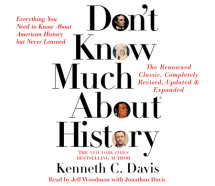 Don't Know Much About History - Updated and Revised Edition Cover