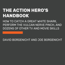 The Action Hero's Handbook Cover