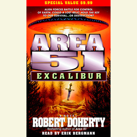 Area 51: Excalibur by Robert Doherty
