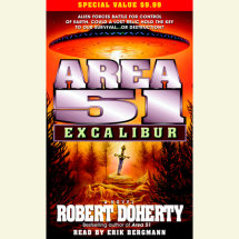 Area 51: Excalibur Cover