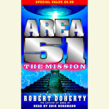 Area 51: The Mission Cover