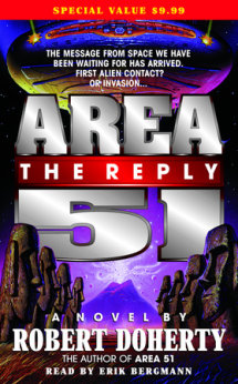 Area 51: The Reply Cover