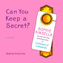 Can You Keep a Secret? Cover