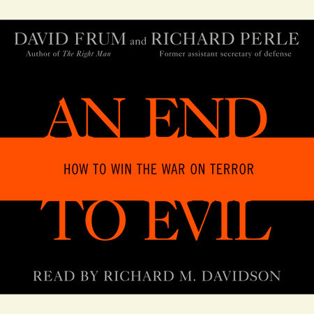 An End to Evil by