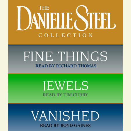 Danielle Steel Value Collection by
