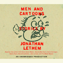 Men and Cartoons Cover
