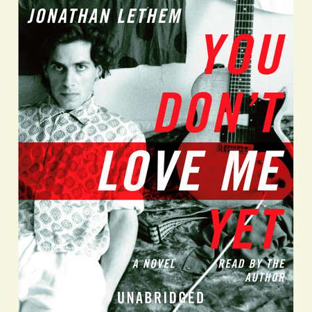 You Don't Love Me Yet by