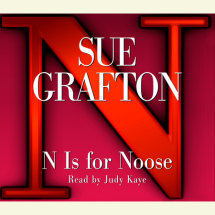 N Is For Noose Cover