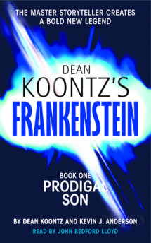 Frankenstein: Prodigal Son Cover