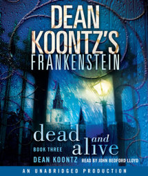Dean Koontz's Frankenstein: Dead and Alive Cover