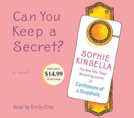 Can You Keep a Secret? by Sophie Kinsella