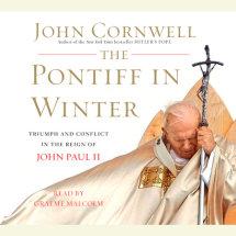 The Pontiff in Winter Cover