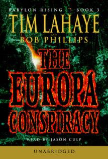 Babylon Rising Book 3: The Europa Conspiracy Cover