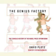 The Genius Factory Cover