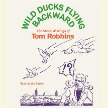 Wild Ducks Flying Backward Cover