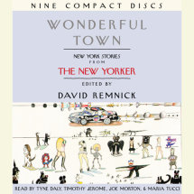 Wonderful Town Cover