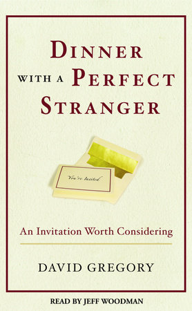 Dinner with a Perfect Stranger by