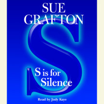 S Is For Silence Cover