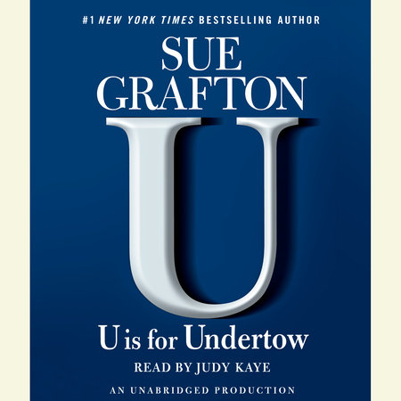 U Is For Undertow by