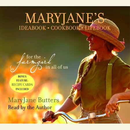 MaryJane's Ideabook, Cookbook, Lifebook by