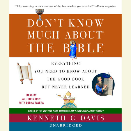 Don't Know Much About The Bible by
