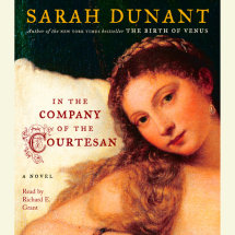 In the Company of the Courtesan Cover