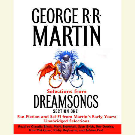 Dreamsongs Section 1: A Four-Color Fanboy by George R. R. Martin