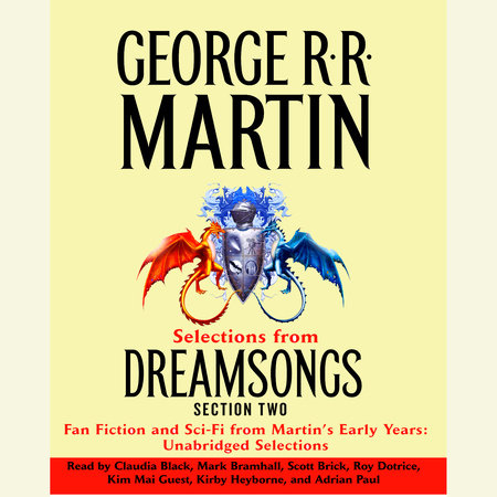 Dreamsongs Section 2: The Filthy Pro by George R. R. Martin