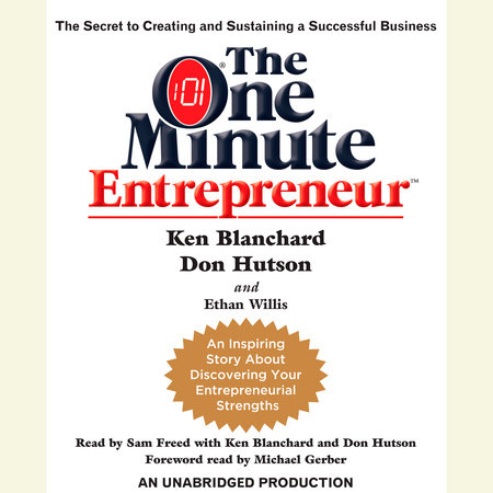 The One Minute Entrepreneur by