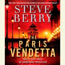 The Paris Vendetta Cover