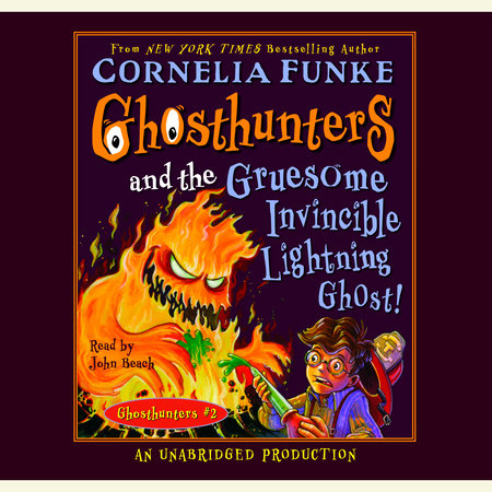 Ghosthunters and the Gruesome Invincible Lightning Ghost by