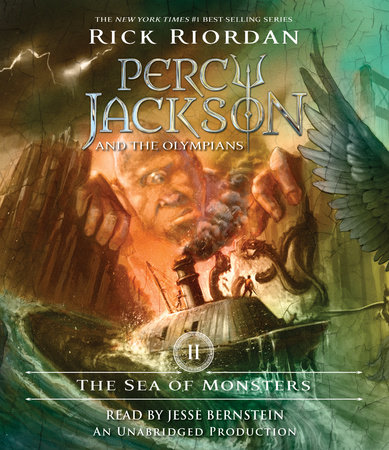 The Sea of Monsters by