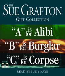 Sue Grafton ABC Gift Collection Cover