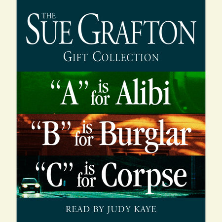 Sue Grafton ABC Gift Collection by
