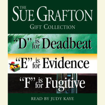 Sue Grafton DEF Gift Collection Cover