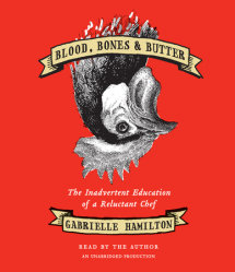 Blood, Bones & Butter Cover