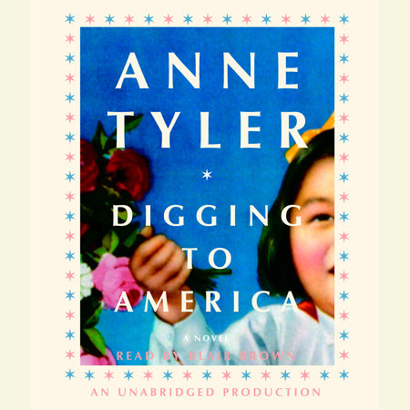 Digging to America book cover