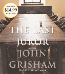 The Last Juror Cover
