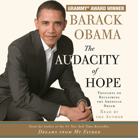 The Audacity of Hope by
