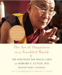The Art of Happiness in a Troubled World Cover