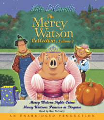 The Mercy Watson Collection Volume II Cover